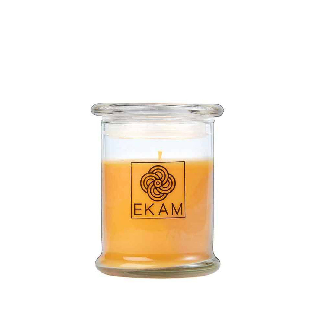 Ekam Fruit Splash Scented Ring Jar Candle