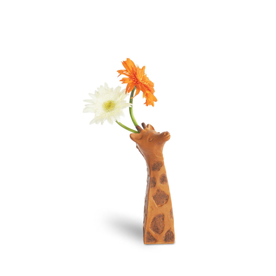 Long necked giraffe flower vase | Greymode Vase