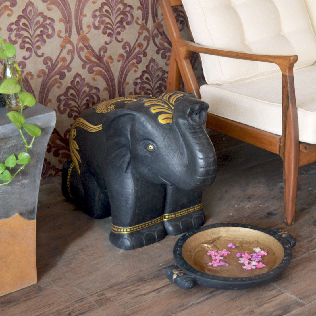 buy elephant sculpture online | Greymode | big elephant decor