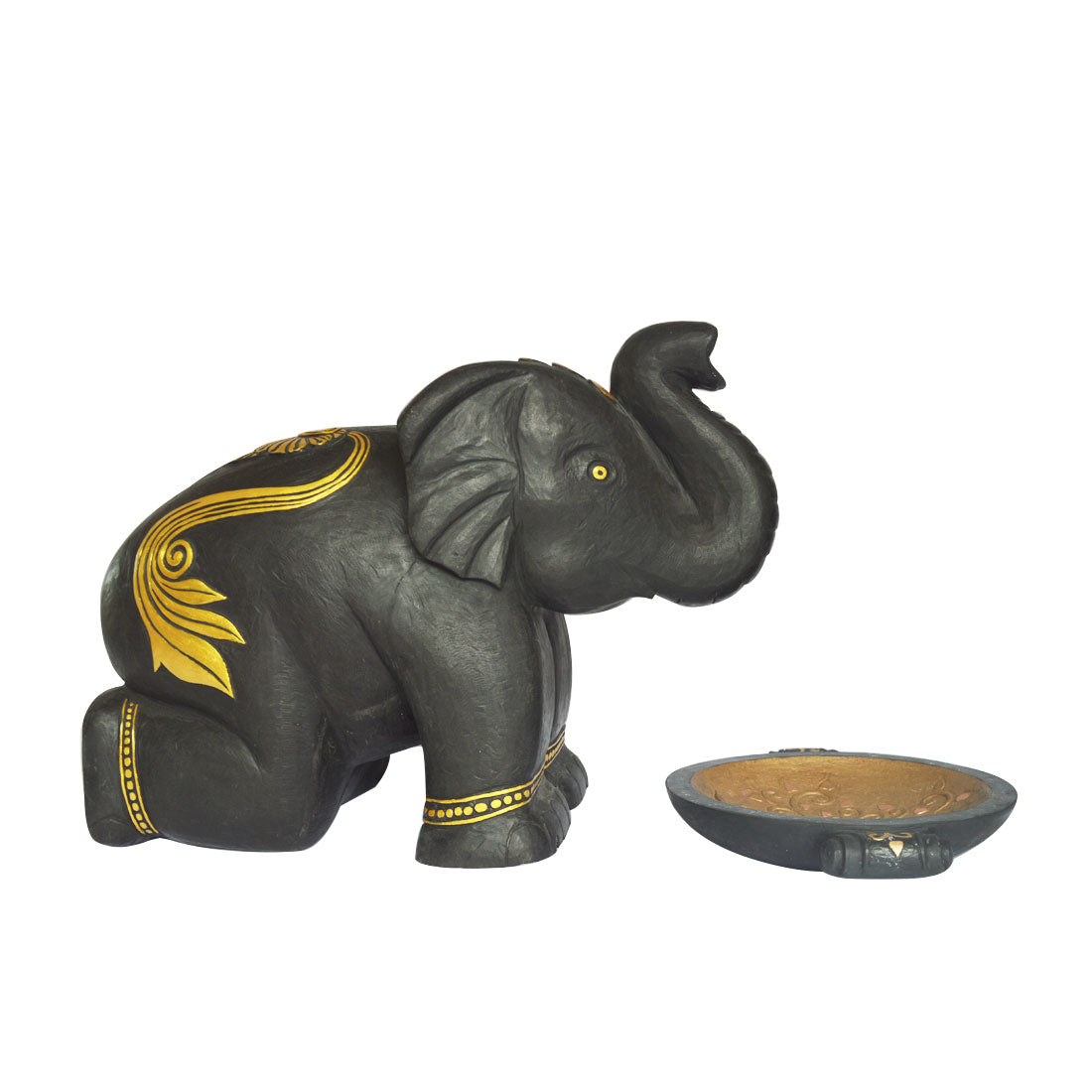 Buy large elephant decorative online | Elephant sculpture | Greymode