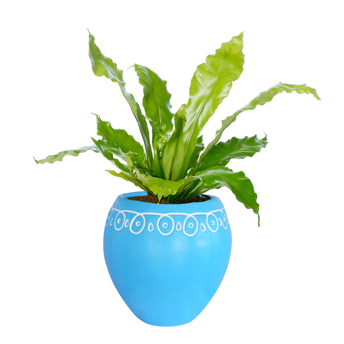 Decorative garden planter pots