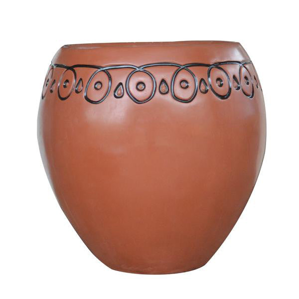 Traditional Clay Planter pots