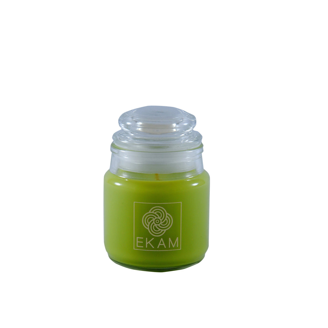 Lemongrass Scented Jar Candle