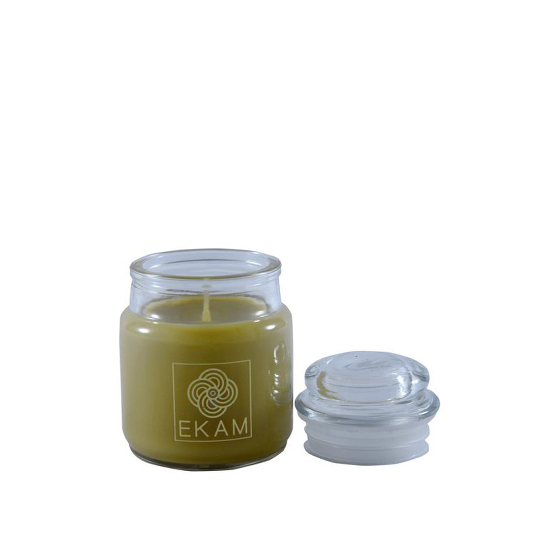 Sandalwood Ekam Jar Candles