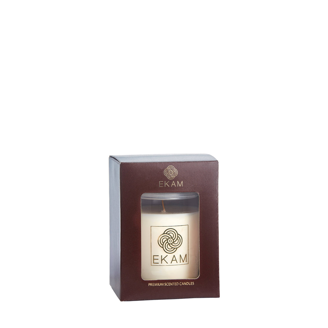 Vanilla Scented Jar Candle Online India