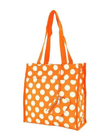 POLKA DOT SHOPPING TOTE by Belvah