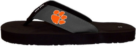 CLEMSON University Flip Flops by ToeGoz