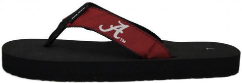 University of Alabama Flip Flops by ToeGoz