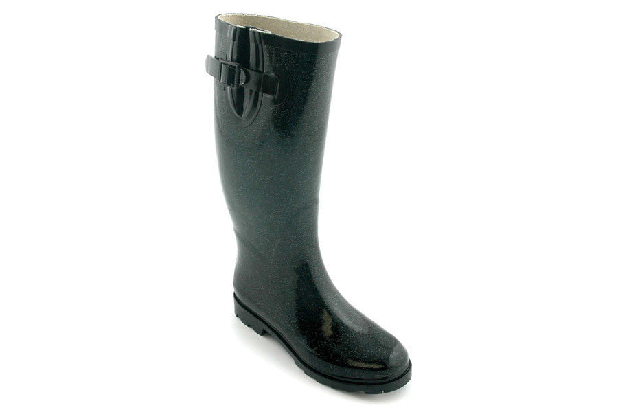 Sunshine SPARKLE Rain Boots for Women by Corkys Footwear