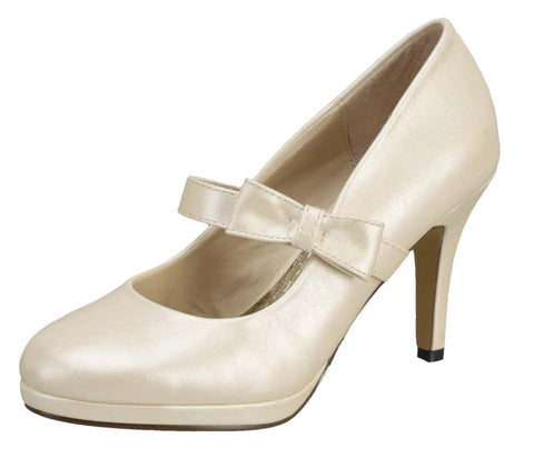 CHUYITA Mary Jane Heels for Women by Mona Mia