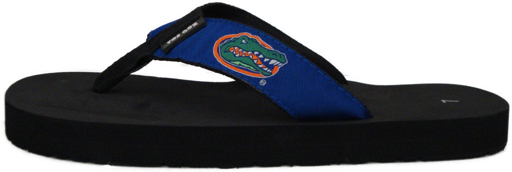 University of Florida Flip Flops for Men and Women by ToeGoz