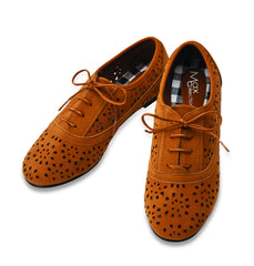 JUPITER Lace-Up Oxfords for Women by Max Collection