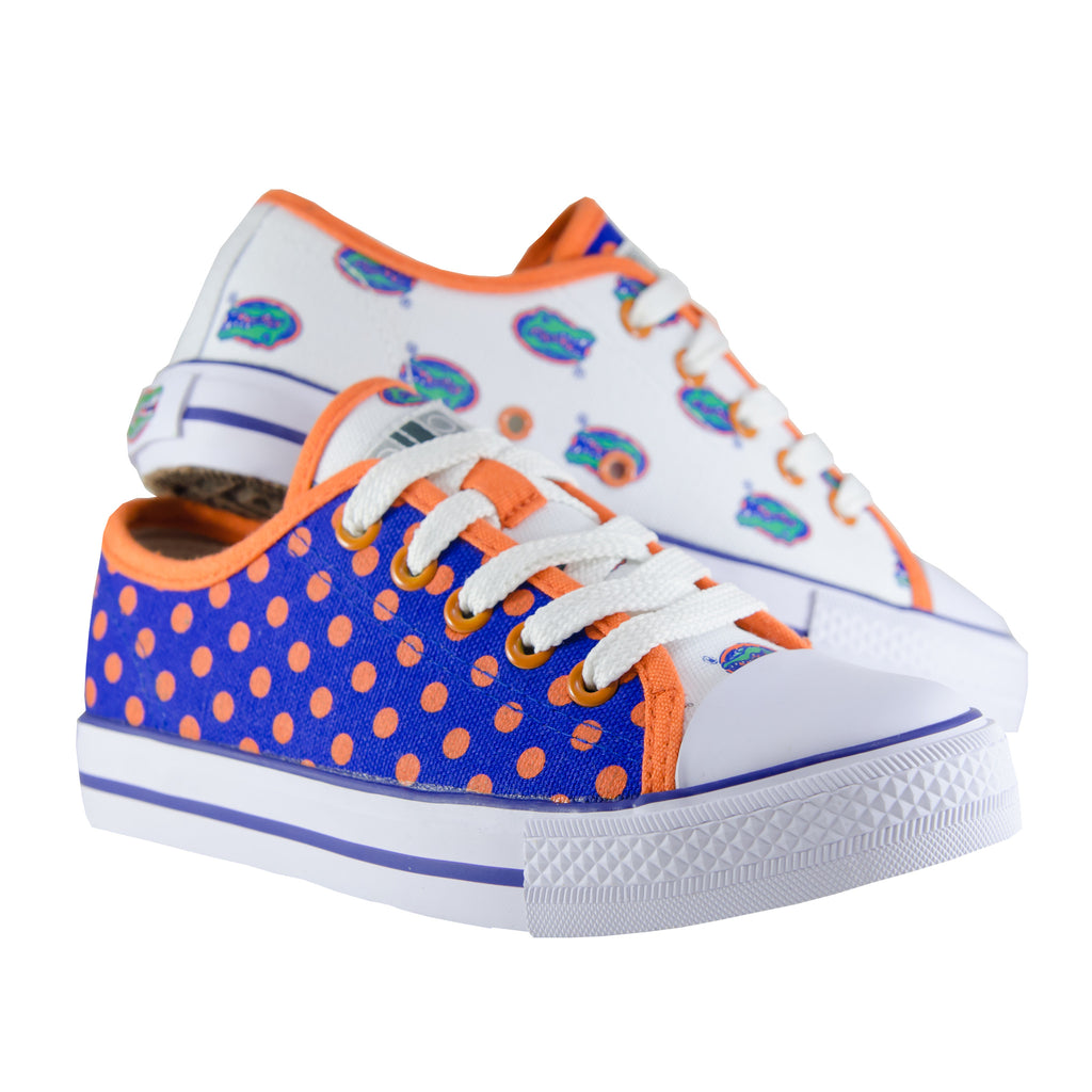 University of Florida Lace-Up Sneakers for Juniors