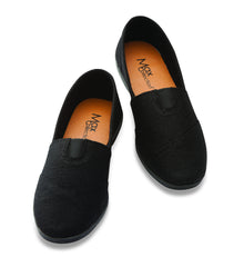 MEGA Slip On Canvas Loafers for Women by Max Collection