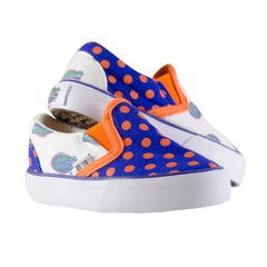 University of Florida Canvas Slip-On Sneakers for Toddlers