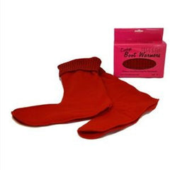 Fleece Sock Boot Warmers for Rain Boots/Snow Boots
