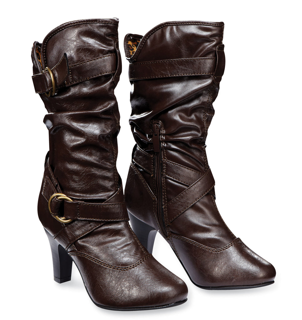 SERENA High Heel Boots by Max Collection