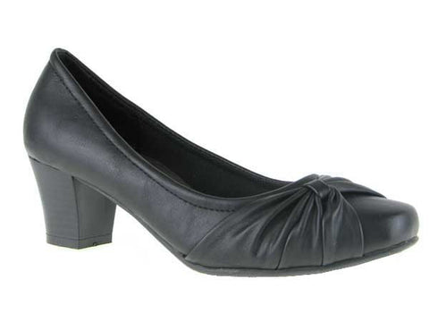 SILOMA Womens Bow Pump by Fashion Focus
