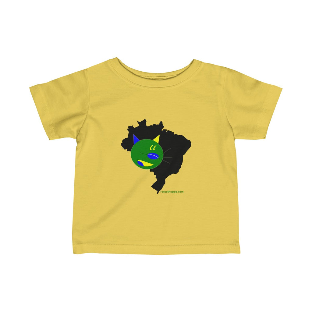 Rocco's Pal Ziquinho Infant Tee