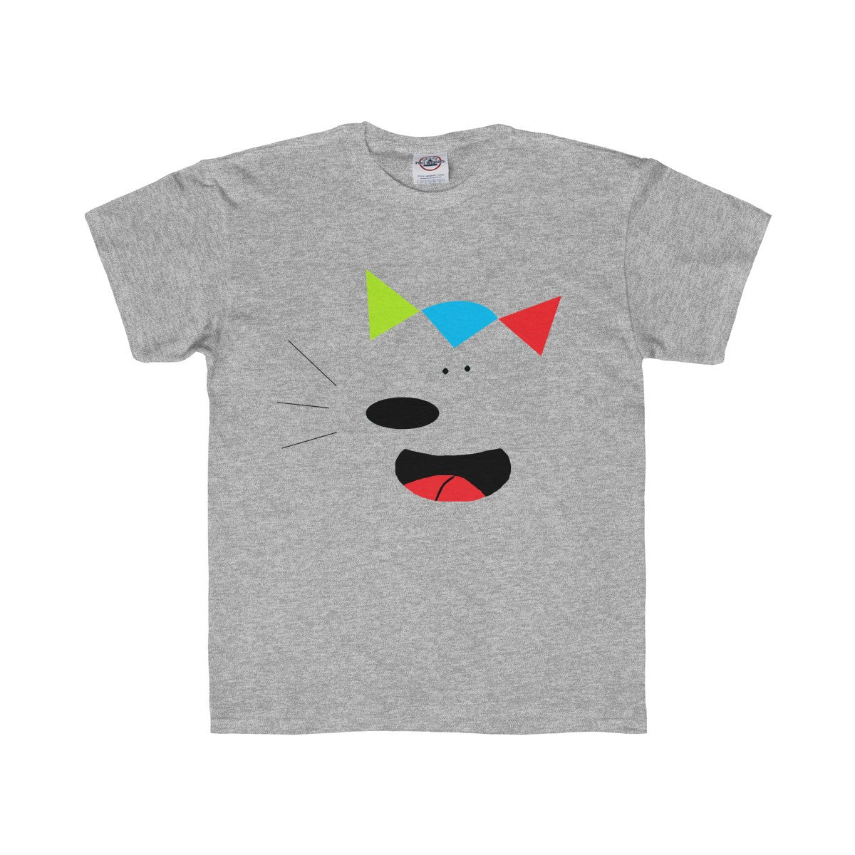 The Happy Rocco Youth Regular Fit Tee