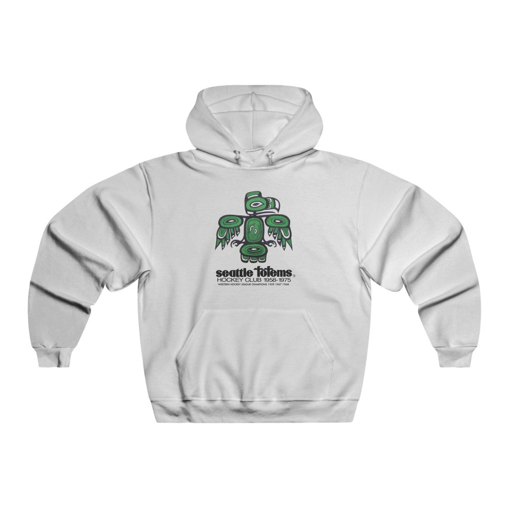 Seattle Totems 1958-1975 NUBLEND® Hooded Sweatshirt