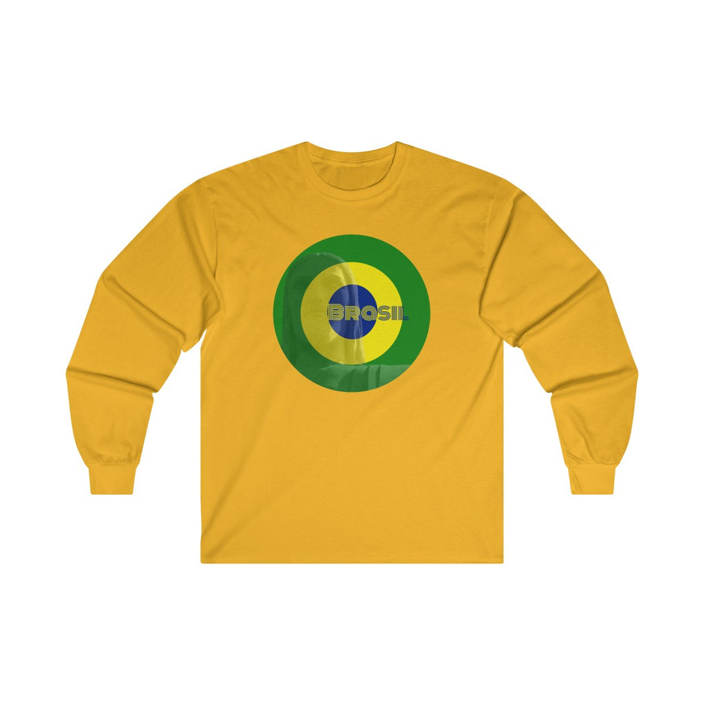 Rocco Brasil Ultra Cotton Long Sleeve Tee