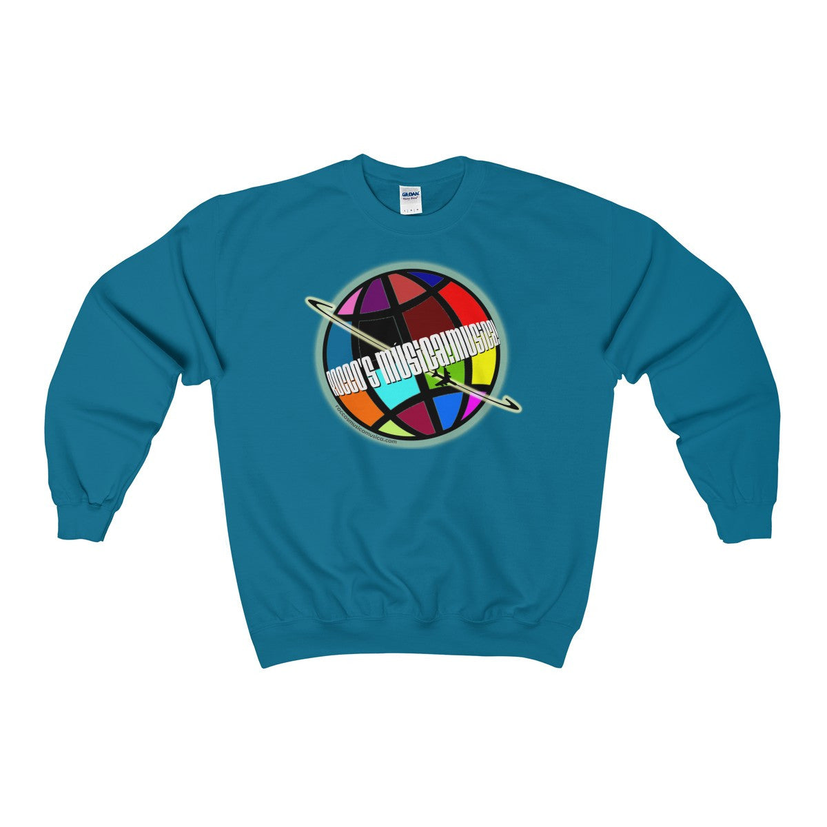 Mondo Rocco Heavy Blend™ Adult Crewneck Sweatshirt