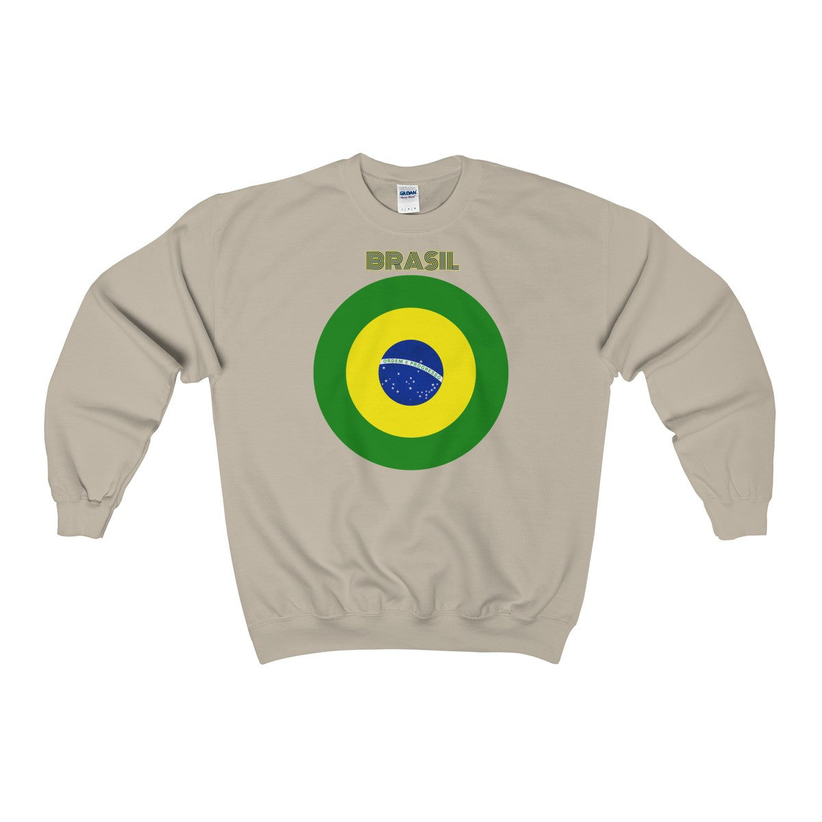Rocco Brasil Heavy Blend™ Adult Crewneck Sweatshirt
