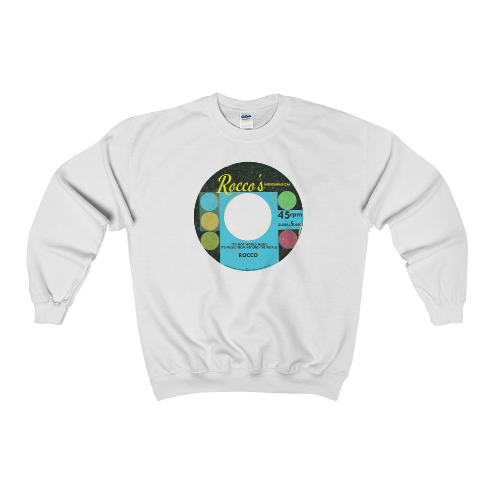 Rocco On 45 Customizable Heavy Blend™ Adult Crewneck Sweatshirt