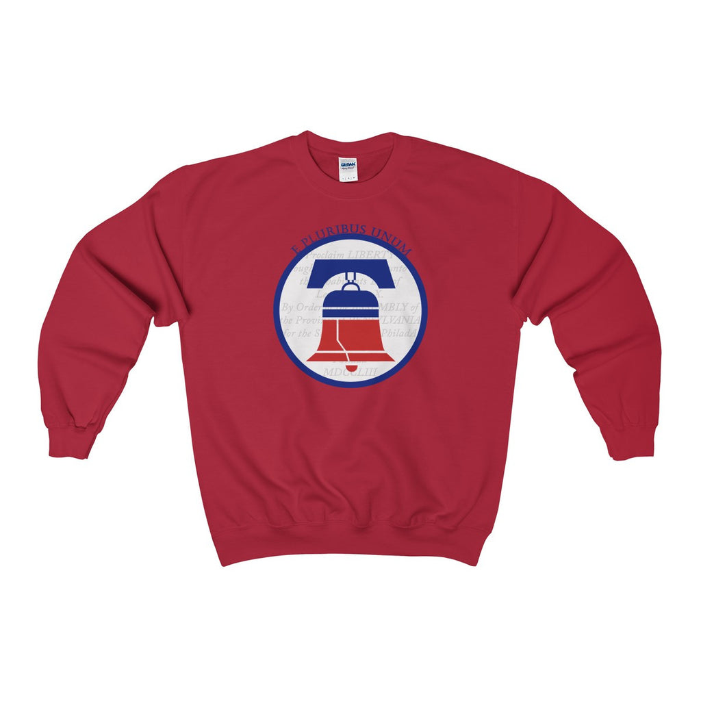 Rocco's Liberty Bell Heavy Blend™ Adult Crewneck Sweatshirt