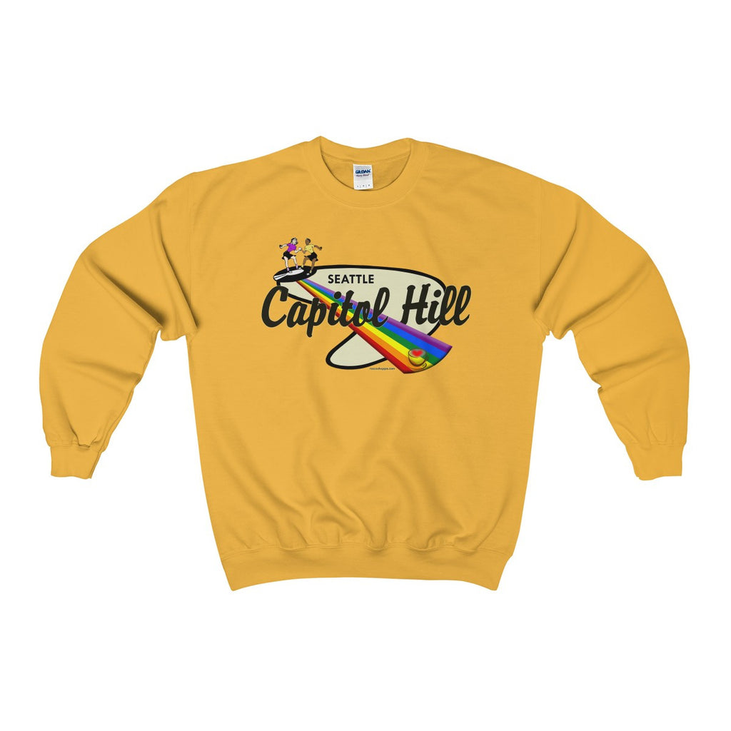 Capitol Hill Heavy Blend™ Adult Crewneck Sweatshirt
