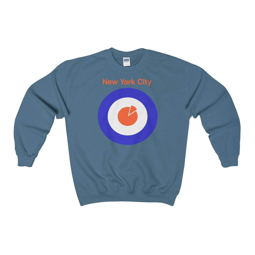 Rocco NYC Heavy Blend™ Adult Crewneck Sweatshirt