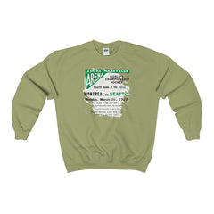 Seattle Metropolitans 1917 Heavy Blend™ Adult Crewneck Sweatshirt