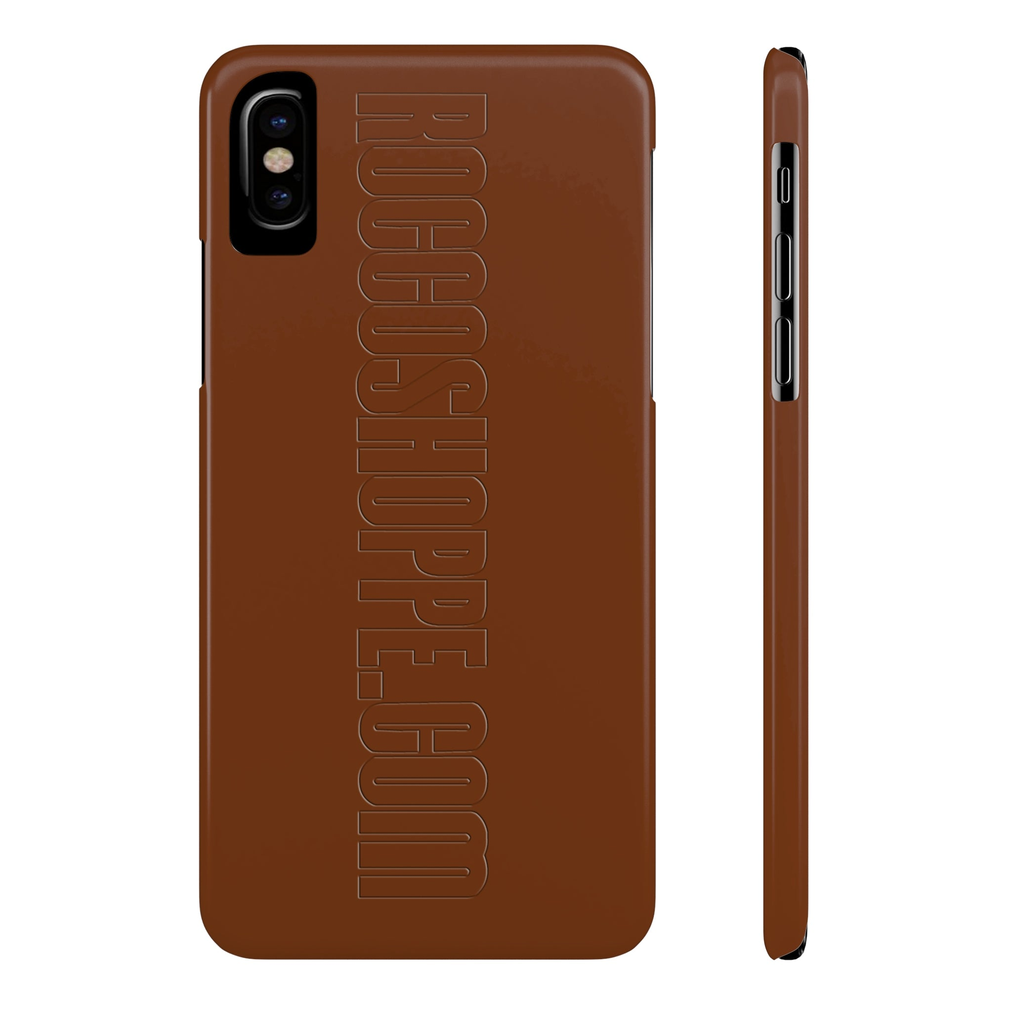 Rocco Cioccolato Case Mate Slim Phone Cases