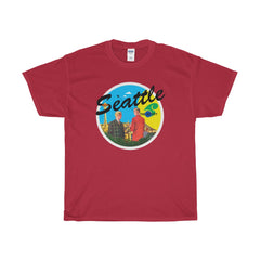 Rocco's Jet City: Tony and Davis Unisex Heavy Cotton Tee