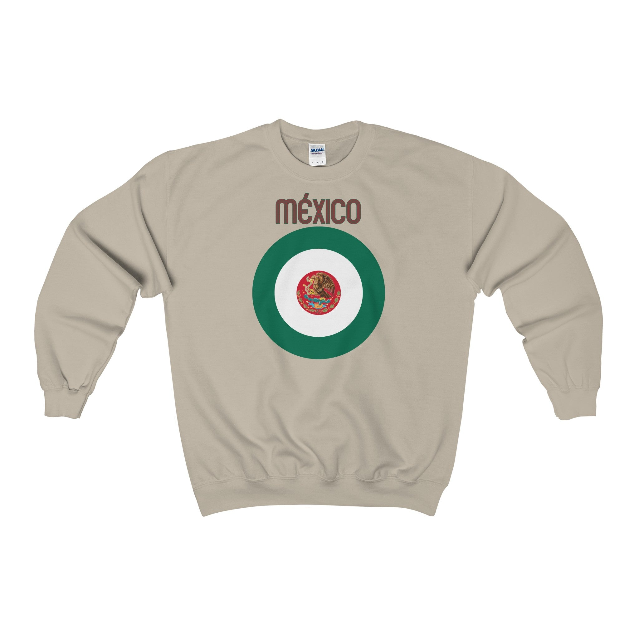 Rocco México Heavy Blend™ Adult Crewneck Sweatshirt
