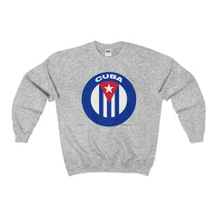 Rocco Cuba Heavy Blend™ Adult Crewneck Sweatshirt