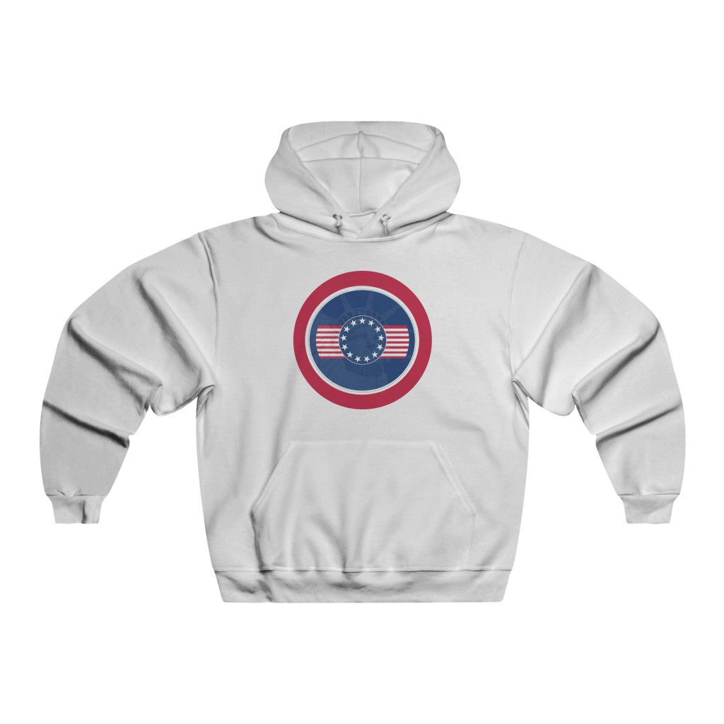 Rocco USA NUBLEND® Hooded Sweatshirt