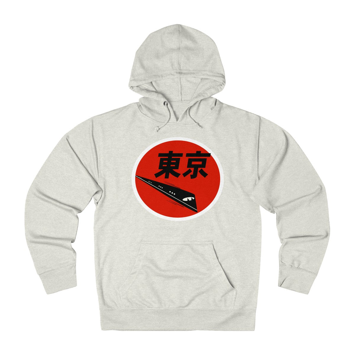 Rocco Tokyo Unisex French Terry Hoodie