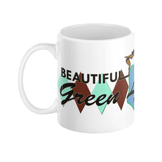 Seattle Stompin' Grounds: Green Lake Mug