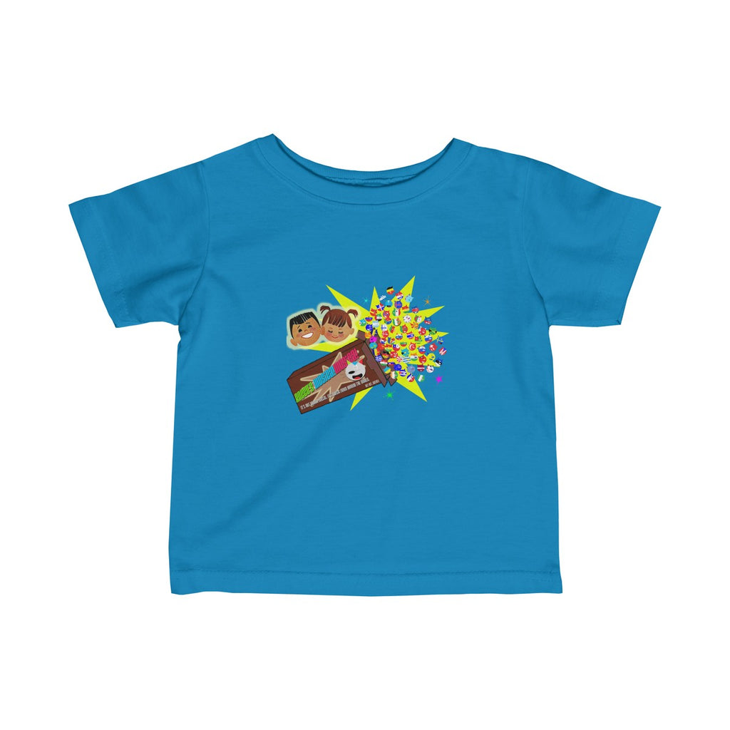 Rocco's Gato Nation Infant Tee