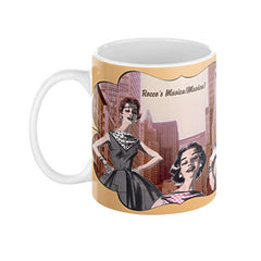 Rocco and the Girls Hit the Town Mug