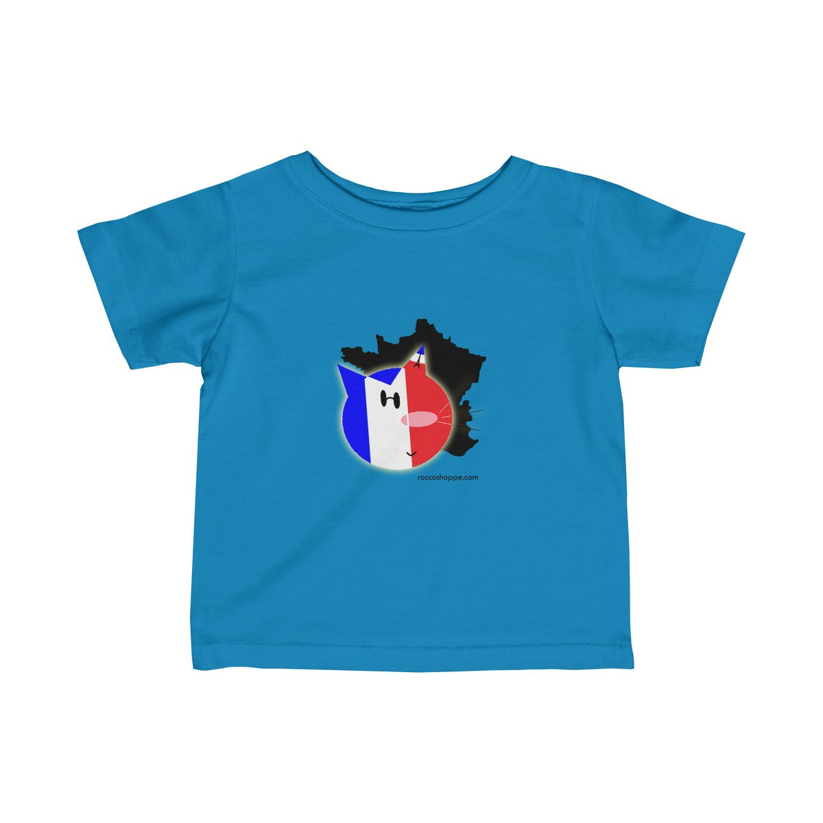 Rocco's Pal Louis Infant Tee