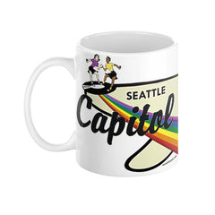 Seattle Stompin' Grounds: Capitol Hill Mug  Rocco'Shop