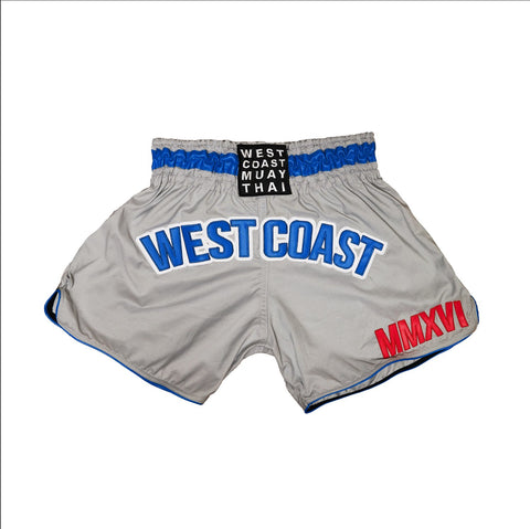 WCMT Thai Short-CoC Dodger Blue