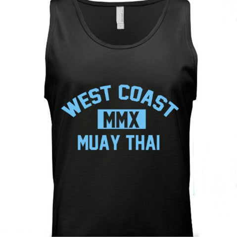 Black and Blue 2010 Tank