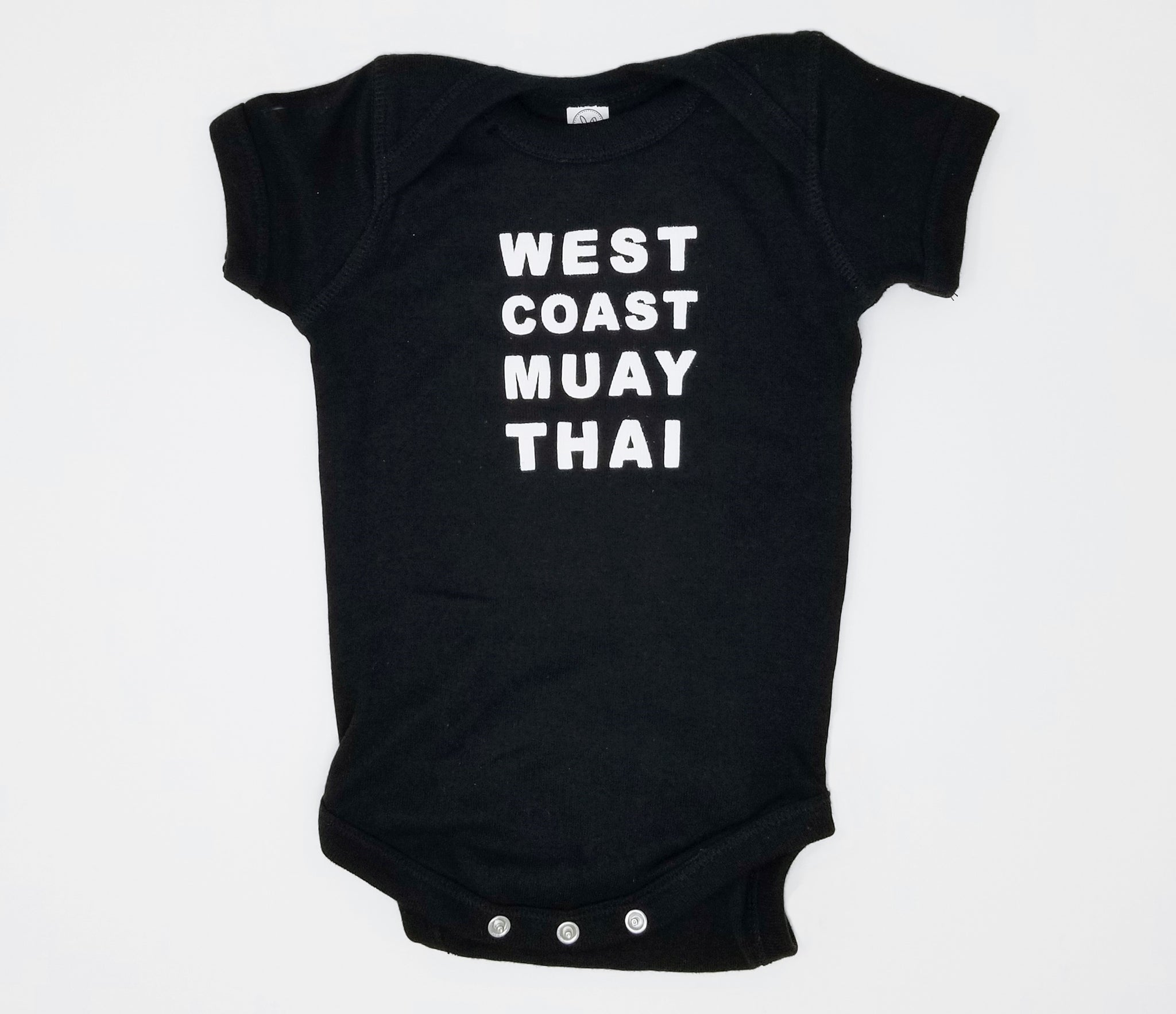 West Coast Muay Thai Onesie