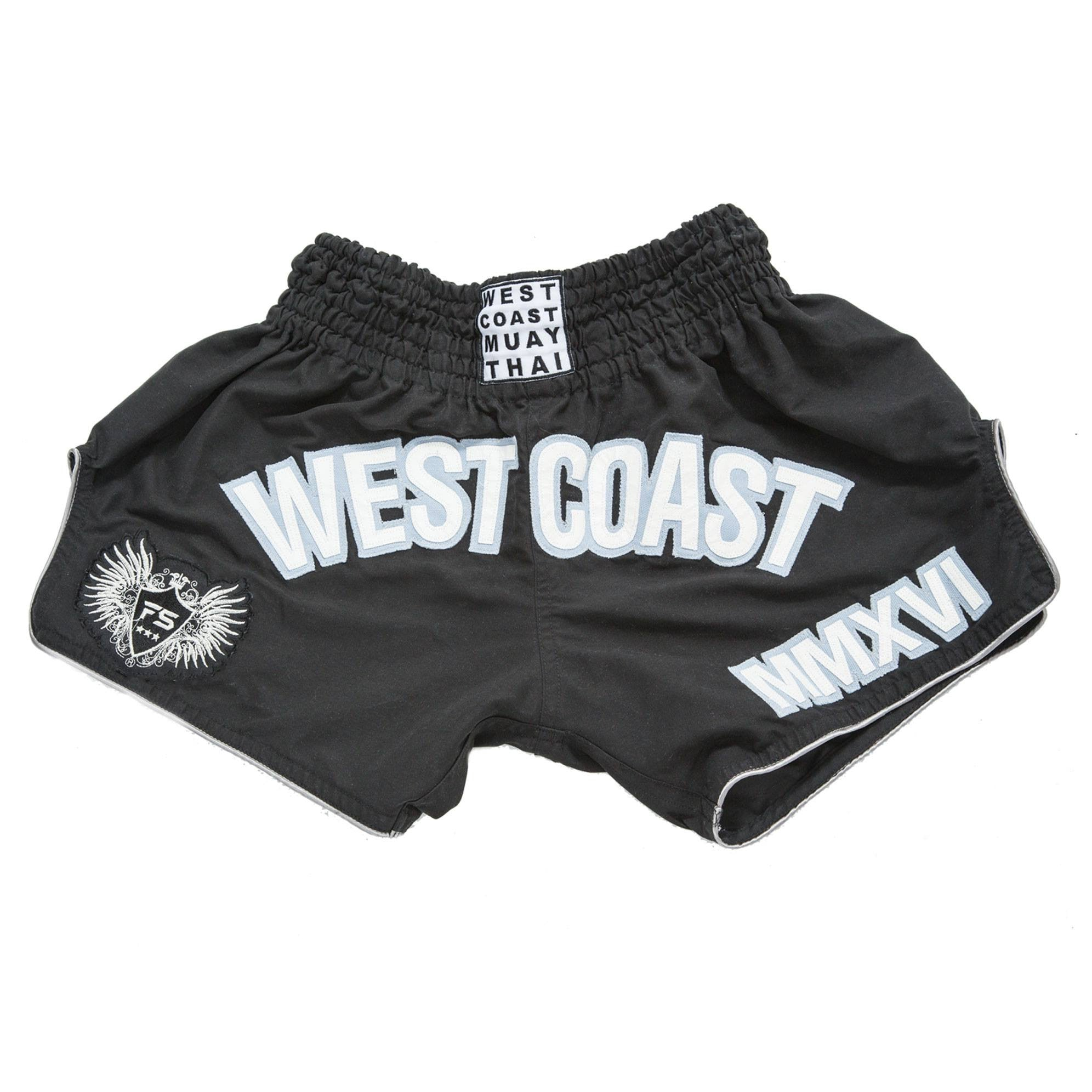WCMT Thai Short-Black
