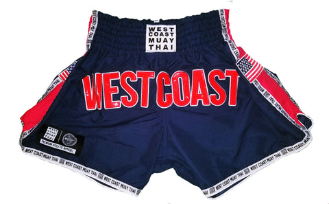 WCMT Thai Short-USA Blue