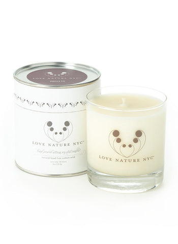 Love Nature Vanilla Fig Candle